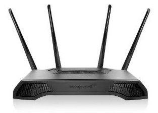 Amped Wireless RTA2600 Athena Front