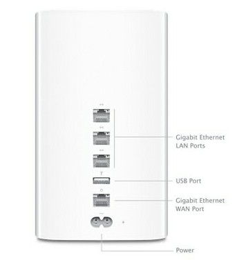 Apple AirPort Extreme Base Station ME918LL-A Main