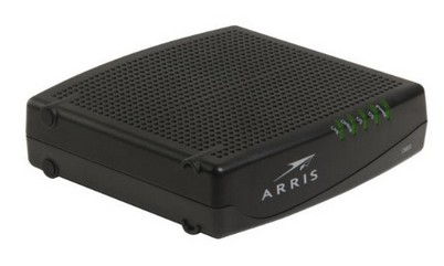 Arris Touchstone Cable Modem CM820 Main