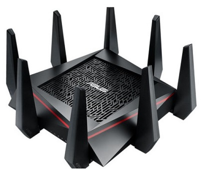 RT-AC5300U Asus Routers 2017