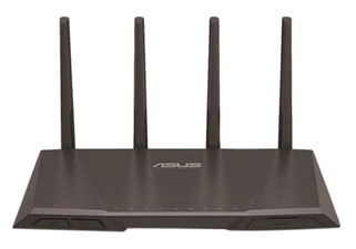Best AC2400 Routers For 2017 - Asus RT-AC87U Main