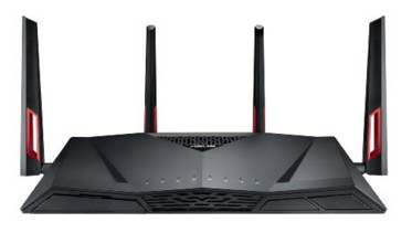 Asus RT-AC88U AC3100 - Best Asus Routers 2017