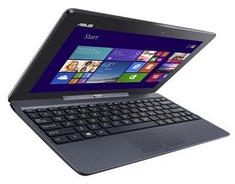 Asus Transformer Book T100TAF-B1-BF Open