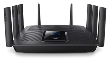 Linksys EA9500 AC5400 Preview Main