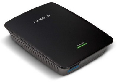 Linksys RE1000 Wireless-N Range Extender Main