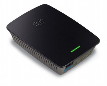 Linksys RE2000 N300 Wireless Range Extender Main
