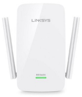 Linksys RE6400 Front