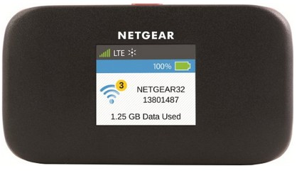 Netgear Around Town Mobile Internet AC778AT MiFi vs WiFi
