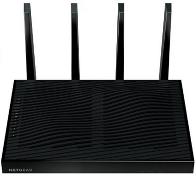 Netgear Nighthawk X8 R8500 AC5300 Top