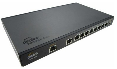 Peplink Balance One 600Mbps Dual-WAN Router