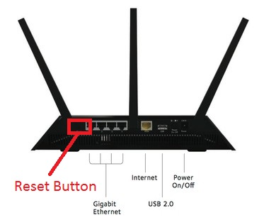 How To Reset A Netgear Router | Netgear Router Factory Reset