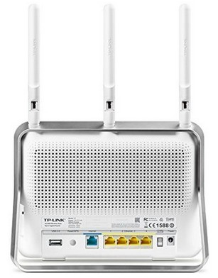 TP-Link Archer C9 AC1900 rear