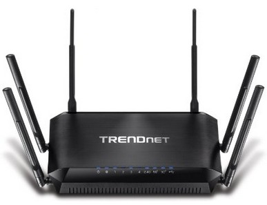 Trendnet TEW-828DRU Preview - Trendnet AC Routers for 2015