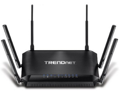 TRENDnet TEW-828DRU AC3200 Main - Best Tri-Band Router