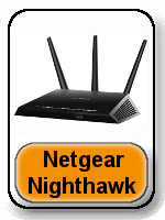 Netgear Nighthawk R7000 Button - Netgear Nighthawk X4 Review