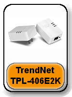 TrendNet TPL-406E2K button
