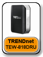 TRENDnet TEW-818DRU - 6 AC1900 Routers For 2014