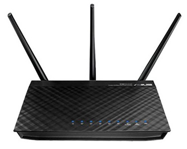 Asus RT-N66U main best VPN Router