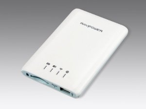 RavPower RP-WD01 WiFi Disk Review