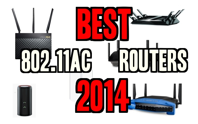 Best 802.11ac Wi-Fi Routers