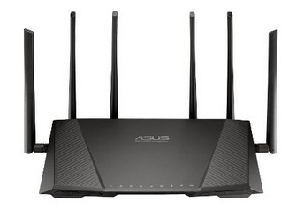 Asus RT-AC3200 Tri-Band Router Review