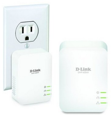 D-Link DHP-601AV Powerline Kit Review