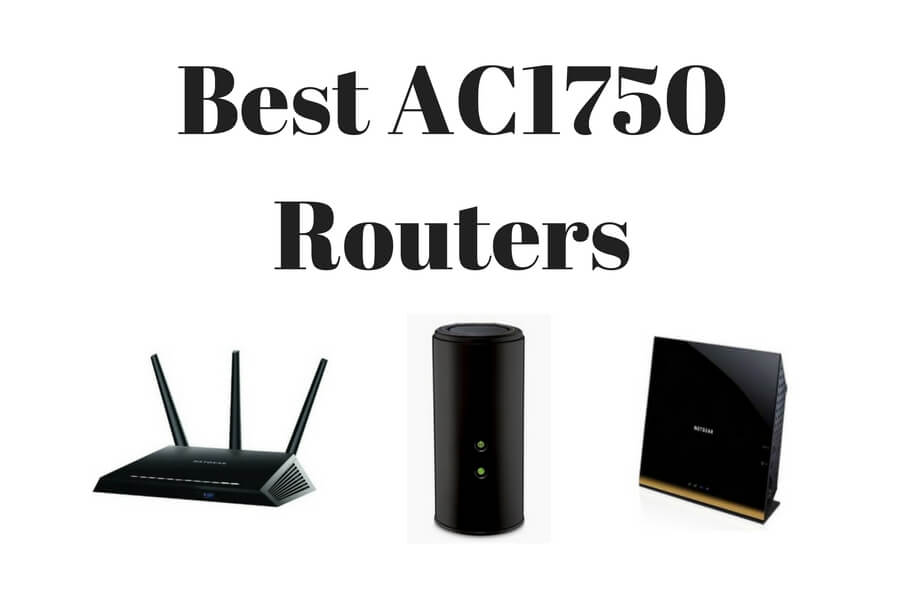 Best AC1750 Routers 2019 | Top AC1750 Best Wireless Router