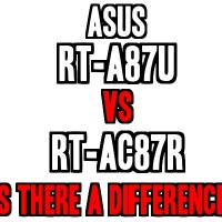 RT-AC87U vs RT-AC87R – The Same Asus Routers?