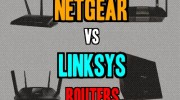 Netgear vs Linksys Routers 2015