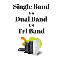 Single Band vs Dual Band vs Tri Band Routers: The Differences