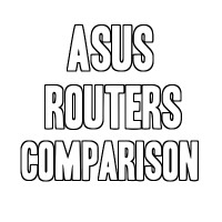 Asus RT-AC88U vs RT-AC5300U vs RT-AC87U vs RT-AC3200 Router Comparison