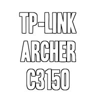 TP-Link Archer C3150 MU-MIMO AC3150 Router