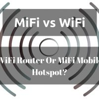 MiFi vs WiFi – WiFi Router Or MiFi Mobile Hotspot?