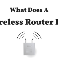 What Does A Wireless Router Do?