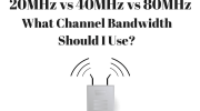 20MHz vs 40MHz vs 80MHz vs 160MHz: What Channel Bandwidth Should I Use?