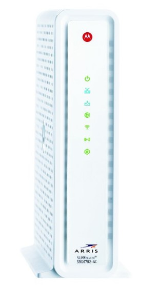 Best Wireless Routers (and Modems) For Comcast XFINITY - Arris Surfboard SBG6782-AC