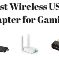 Best USB Wireless Adapter For Gaming