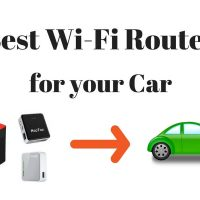 Best Portable Wi-Fi Router For Your Car