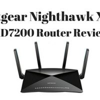 Netgear Nighthawk X10 AD7200 R9000 Wireless Router