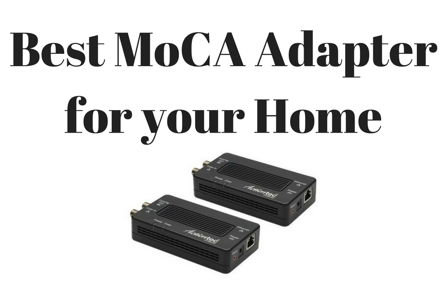 Incredible Best Moca Adapter For Your Home 2019 Ethernet Over Coax Adapters Wiring 101 Capemaxxcnl