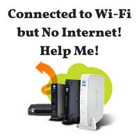 Connected to Wifi But No Internet – Help!