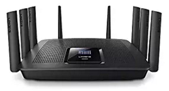 Nighthawk X10 vs RT-AC5300U vs EA9500 vs Talon AD7200: Router Comparison - Linksys EA9500 AC5400 Max Stream Wi-Fi Router
