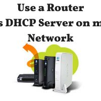 How To Use A Wifi Router As A DHCP Server On Your Network