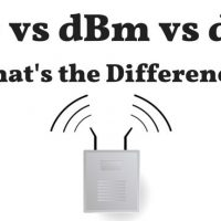What Is The Difference Between dB, dBm and dBi?