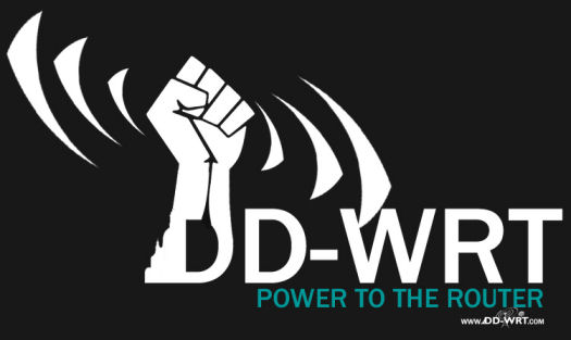 DD-WRT Logo - Best firmware for router