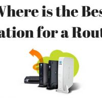 Where Is The Best Location To Place A Wireless Router?