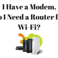 I Have A Modem, Do I Need A Router For Wi-Fi?