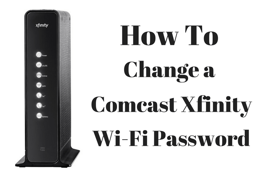 How To Change Comcast Wifi Password - Keywordsfind.com