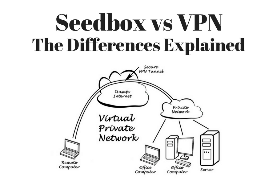 Seedbox vs VPN - What Are The Differences