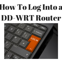 How To Log Into A DD-WRT Router (on a Fresh Install)